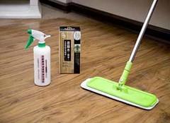 """地板蜡怎么使用 让地板""""返老还童"""""""