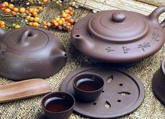 领略传统茶文化 从茶具的材质选择开始