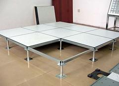 全钢防静电地板的特点解析 地板洁净更舒心