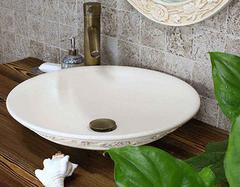 卫浴间装修选购面盆台上盆和台下盆那个更值得买?