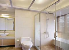 小户型卫浴装修难题详解 小户型也能玩出大空间
