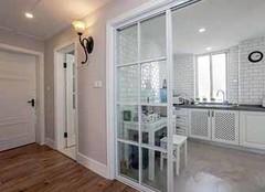 厨房门适合用哪种门 你家的选对了吗