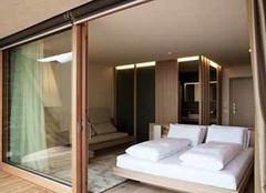 家中卧室推拉门应该如何选购 让您的卧室更加美丽