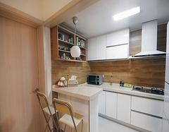 适合中国人用的开放式厨房 这么设计才合理