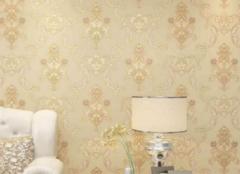 无纺布墙纸的价格受哪些因素影响 让你心中有个数