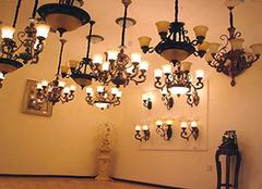如何为家居安装灯饰 区域搭配展示不同效果