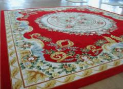 手工地毯好在哪些方面 一定吸引你