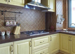 厨房瓷砖铺贴主要有哪些禁忌 千万不能犯