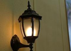 壁灯怎么选购 要注意哪些细节呢