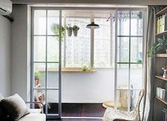 卧室阳台推拉门材料优缺点有哪些 避免选购误区