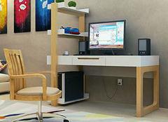 如何为家居选购电脑桌 方便实用且不失品味格调