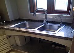 如何修缮厨房水槽漏水 80%的人都知道!