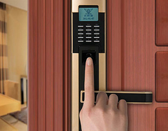 智能家居从门开始 如何选购智能指纹锁篇