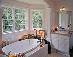 卫浴间浴具安装注意事项 精确到小数点数值是人性化设计