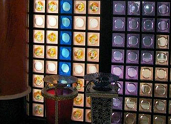 玻璃砖的用途详解 新型材料给你不一样的墙面装饰