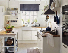 厨房厨具造型各异 不同材质厨具更是各具优缺点