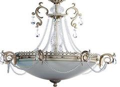 欧式水晶吊灯挑选原则 让家居更华贵