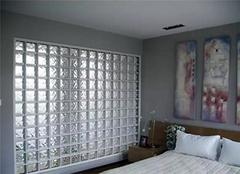 玻璃建材之玻璃砖盘点 给家居别具一格的美