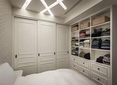 详解卧室收纳柜的实用之处有哪些 帮你的卧室节省空间