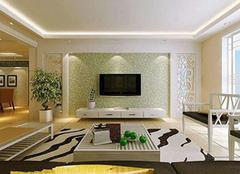 施工客厅电视背景墙的注意要点有哪些 让你的客厅焕然一新