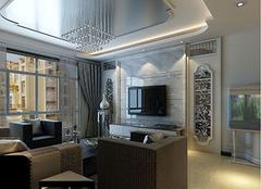 详解小窍门之如何搭配客厅电视背景墙 让客厅更加美观