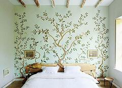 常见卧室壁纸有哪几种样式 帮你选到最满意的一款