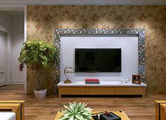 如何装饰打扮家居电视墙 风格装修带来更好享受
