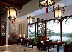中式茶楼有哪些风格装修 为品茶带来更多韵味