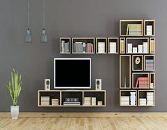 客厅电视墙装修选择小窍门 搞定墙上风景造就美好家居