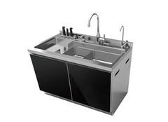 集成水槽怎么选择好 有哪些标准能够参考呢