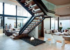 楼梯选材之钢材解析 打造独一无二家居风