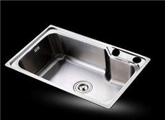 东樱樱花不锈钢水槽质量好不好 用起来怎么样呢