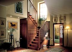 木制楼梯的几个安装注意事项  这几点要牢记
