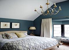 有哪些卧室涂料颜色选择妙计 知道这几点就够了