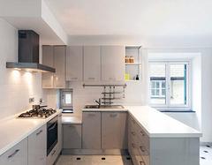 厨房台面材质性价比首选是什么 不锈钢台面值得拥有