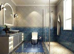 铺贴卫生间瓷砖的注意点详解 提升卫浴空间整体颜值