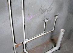 墙体内水管漏水解决方法 都是老师傅教的!