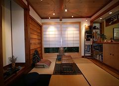 日式装修之家具详解 营造日式家居氛围