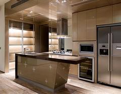 选择开放式厨房的好处有哪些 开放厨房也温馨