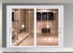 怎么选购到高质量玻璃门 选购玻璃门小技巧