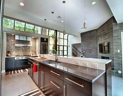 厨房装修选择开放式厨房注意要点有哪些 厨房装修要慎重