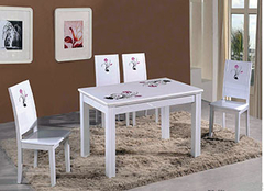 关于修理破损的餐桌椅的方法有哪些 处理方法有诀窍
