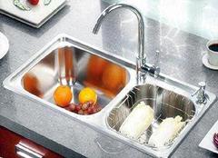 凯尼特水槽应如何挑选 让厨房更显奢华