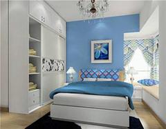 十平米卧室装修妙计有哪些 小户型家装的典范