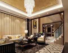 如何打造完美的别墅客厅
