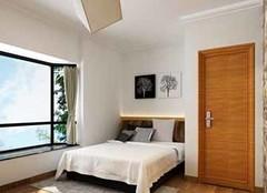 卧室门对着大门的化解之道简析 你家的犯了吗