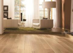 白色家具搭配什么颜色的地板好 这么搭才完美
