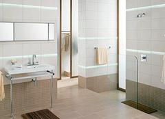 卫生间瓷砖挑选的三大指标
