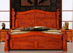 实木床怎么保养才好 还你安心舒适的睡眠