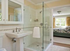 淋浴房款式主要有哪些 每个都各具特色